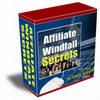 Thumbnail Affiliate Windfall Secrets W/MRR