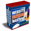 Thumbnail Website Conversion Mastery W/MRR