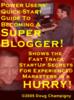 Thumbnail Becoming A Super Blogger