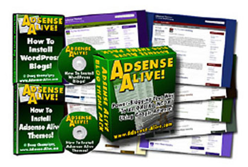 Pay for Adsense Alive - MRR