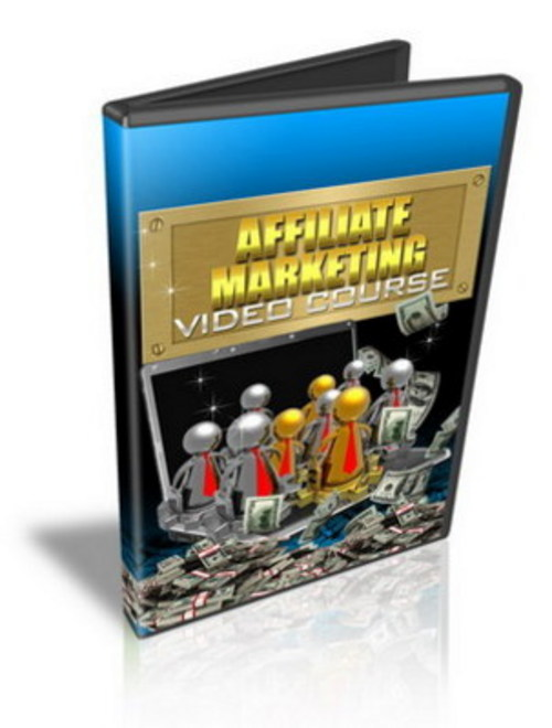 Pay for Affiliate Marketing Video Course With Resale Right