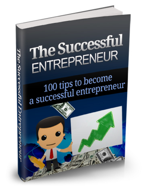 Pay for The Successful Entrepreneur Ebook Package With MRR