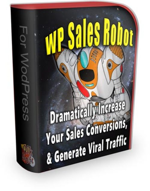 Pay for  WP Sales Robot with PLR