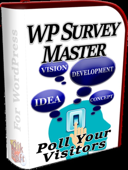 Pay for WP Survey Master - PLR
