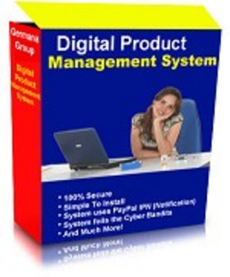 Pay for The Digital Product Management System