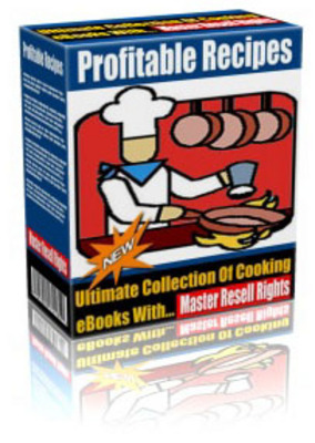 Pay for Profitable Recipes e-Book Package