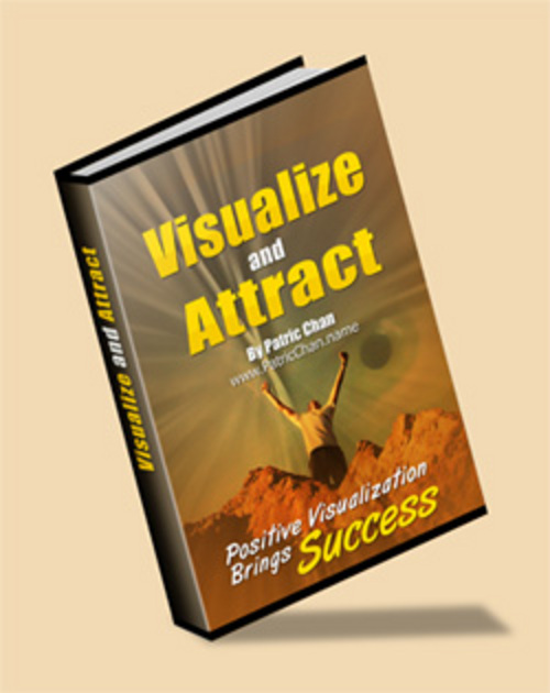 Pay for MRR Visualize And Attract eBook