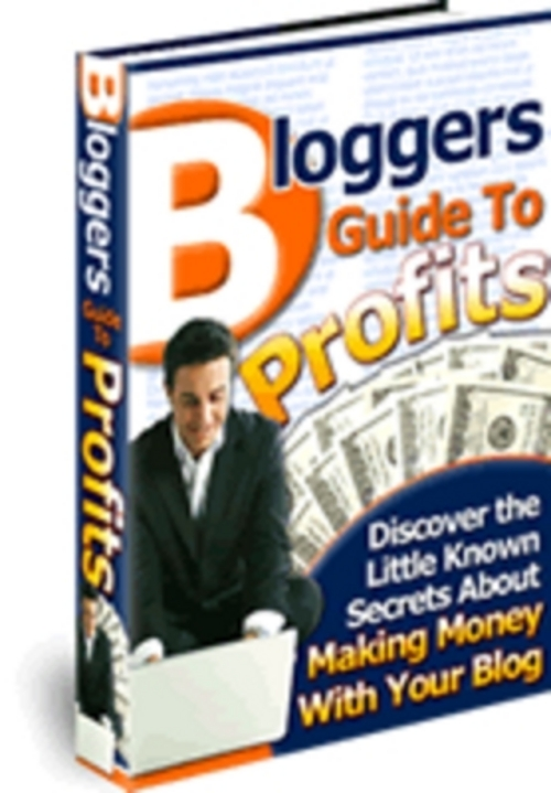 Pay for Bloggers Guide To Profits
