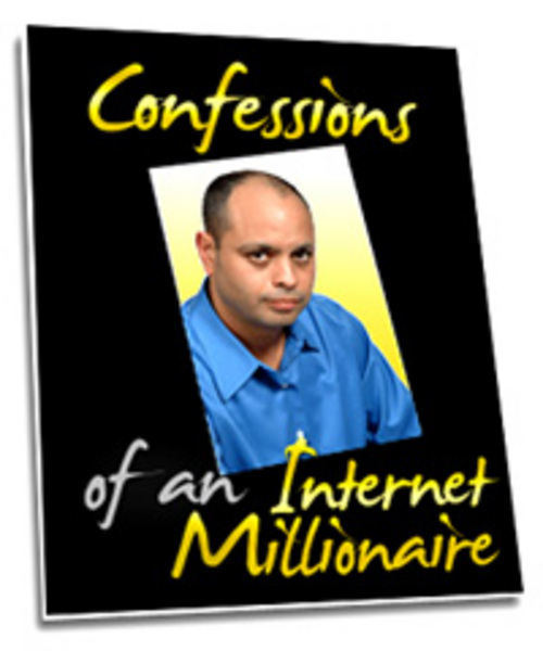 Pay for The Confessions Of An Internet Millionaire MRR