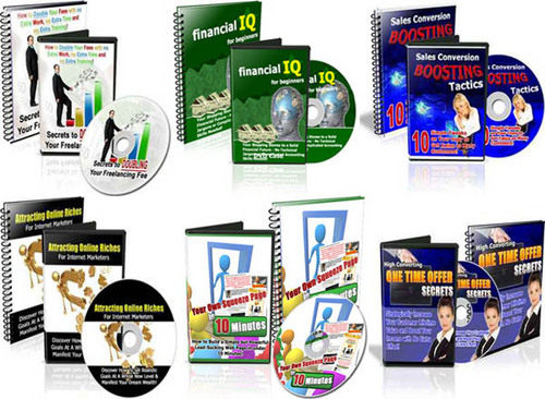 Pay for 6  Brand New Profit-Pulling Video And Audio Pack with MRR