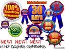 Thumbnail NEW! 15 Hot Graphics Certificates