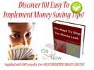 Thumbnail 101 Ways To Stop The Money Leak