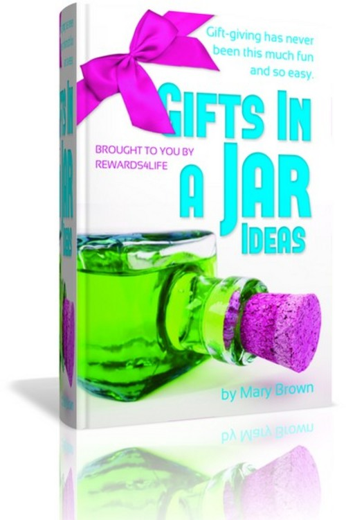 Pay for Gifts In A Jar Ideas