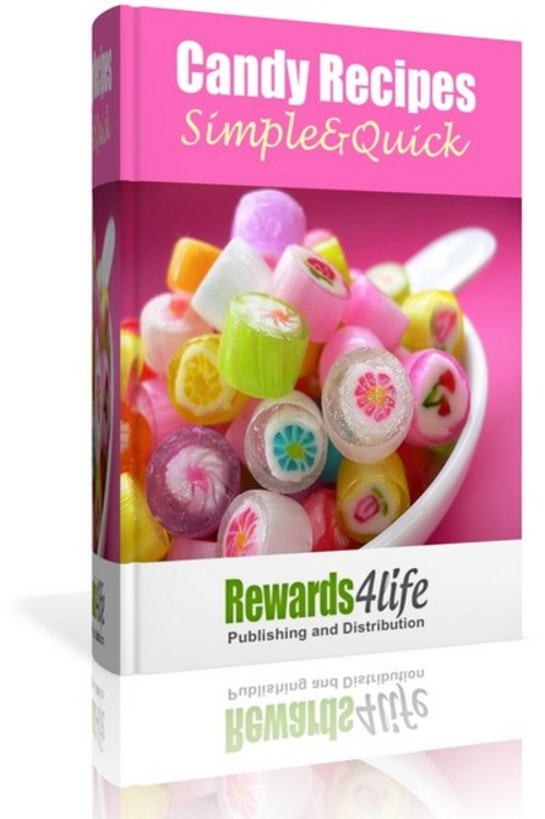 Pay for Candy Recipes