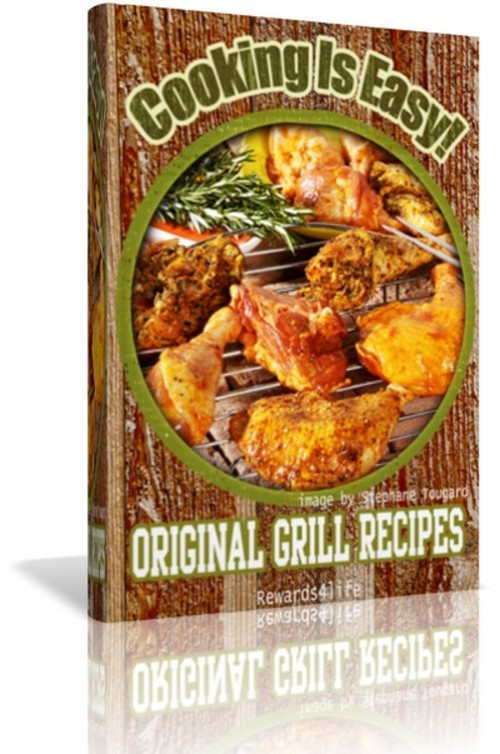 Pay for Original Grill Recipes
