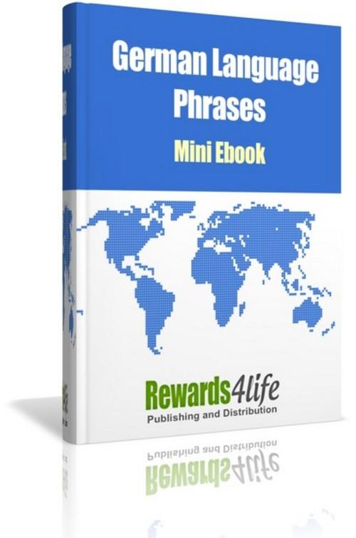 Pay for German Language Phrases Mini E-book