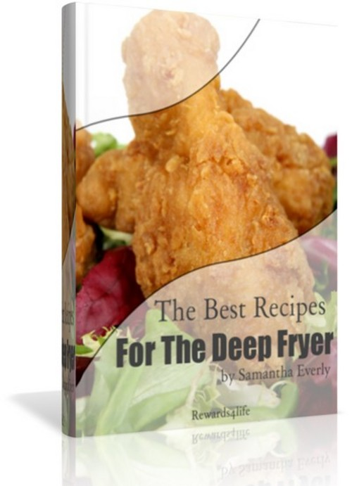 Pay for The Best Recipes For The Deep Fryer