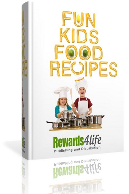 Pay for Fun Kids Food Recipes