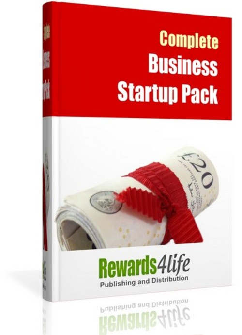 Pay for Business Startup Pack