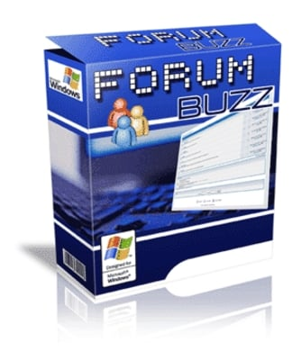 Pay for Forum Buzz - Forum Poster Software