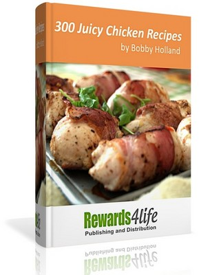 Pay for Chicken Recipes Cookbook