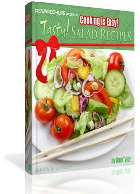 Pay for Tasty Salad Recipes