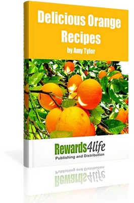 Pay for Delicious Orange Recipes