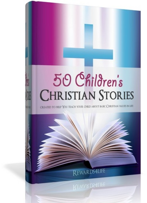 Pay for 50 Childrens Christian Stories