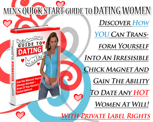 Pay for Quick Start Guide To Dating Women