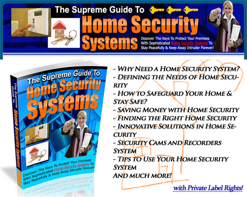 Pay for The Supreme Guide To Home Security Systems