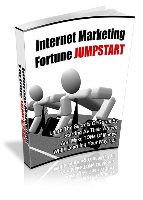 Pay for Genuine Internet Marketing Fortune Jumpstart with MRR