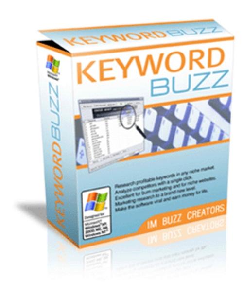 Pay for Keyword analyzer software