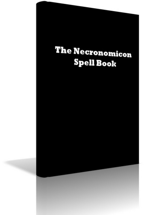 Pay for THE NECRONOMICON SPELLBOOK