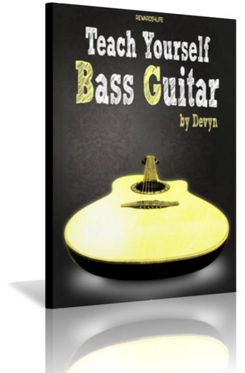 Pay for Teach Yourself Bass Guitar