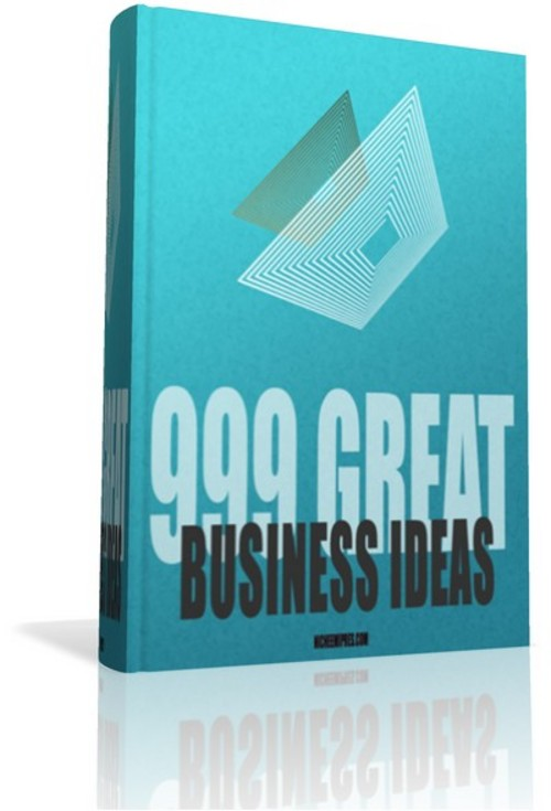 Pay for 999 Great Business Ideas