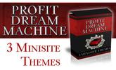 Thumbnail Profit Dream Machine - mini site themes