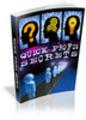 Thumbnail Quick Profit Secrets - making money the quick way