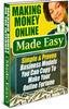 Thumbnail Making Money Online Made Easy