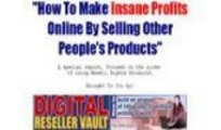 Thumbnail  Make Insane Profits By Selling Other Peoples products