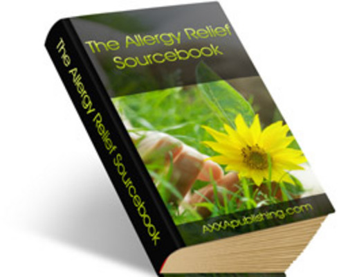 Pay for The Allergy Relief Sourcebook - avoid continuous attacks