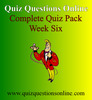 Thumbnail Quiz Questions Online Week Six Quiz