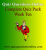 Thumbnail Quiz Questions Online Week Ten Quiz