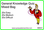 Thumbnail General Knowledge Quiz (MB-001) Video