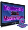 Thumbnail Membership Sites Master Class Video Tutorial