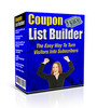 Thumbnail Coupon List Builder