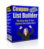Thumbnail Coupon List Builder