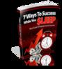 Thumbnail 7 Ways Success Sleep