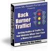 Thumbnail Back Burner Traffic!