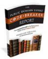 Thumbnail The Public Domain Expert Code-Breaker Report