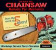 Thumbnail Husqvarna Chain saw Workshop manual models 154 and 254